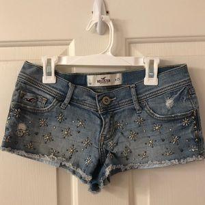 Hollister fashion Jean shorts